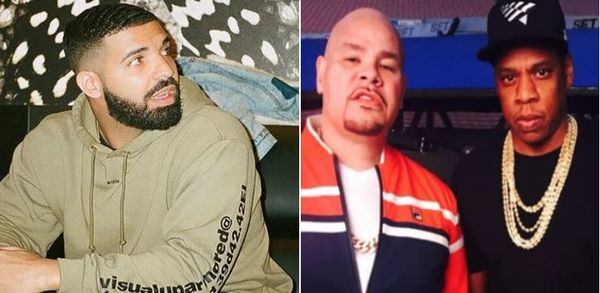 """Fat Joe Said Drake really Wanted To Be On """"All The Way Up Remix"""" But JAY-Z Nixed That"""