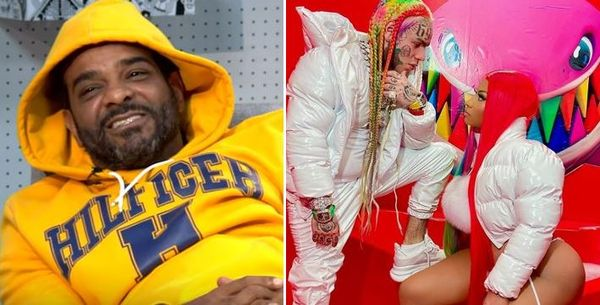 Nine Trey Jim Jones Reacts To Nicki Minaj Teaming Up With Tekashi 6ix9ine