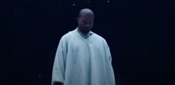 Kanye West Releases Video For New Song 'Wash Us in the Blood,' Feat. Travis Scott