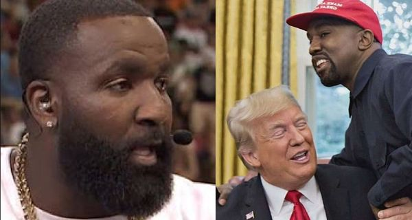 Kendrick Perkins Blasts Kanye West For Lack Of Action