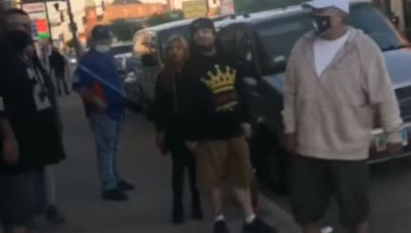 Latin Kings Tell Cops They Will Regulate Rioters & Looters