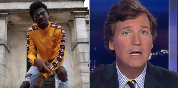 Lil Nas X Calls Out On Tucker Carlson For Lying on His Name