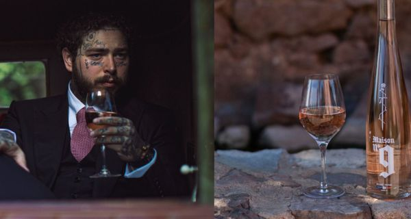 Post Malone Launches His Own Wine Company
