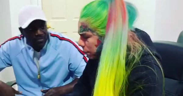 "Tekashi 6ix9ine Drops ""Locked Up Pt. 2"" Featuring Akon"