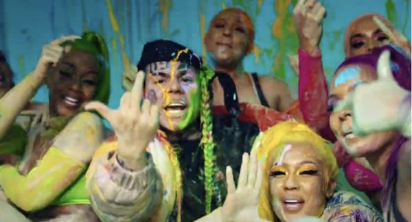 Tekashi 6ix9ine May Have Paid Magix Enga $900 To Solve His 'GOOBA' YouTube Problem