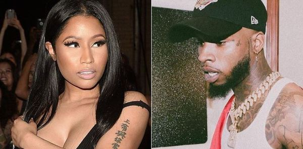 Tory Lanez Explains Liking Tweet Shading Nicki Minaj With Cardi B