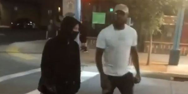 Watch UFC Champ Jon Jones Protect His Town Of Albuquerque From Vandals