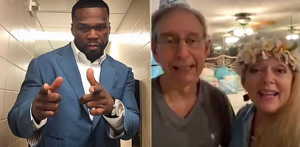 50 Cent Bait: Carole Baskin Goes Crip & Covers 50 Cent