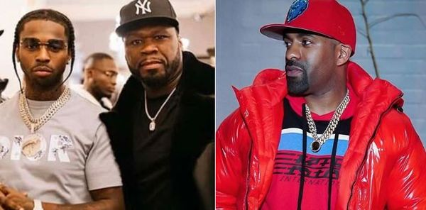 50 Cent Comes For DJ Clue Because He Didn't Play Pop Smoke's Album