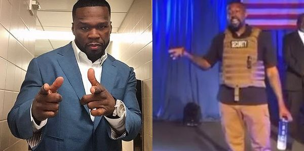 50 Cent Reacts to Kanye West Disparaging Harriet Tubman