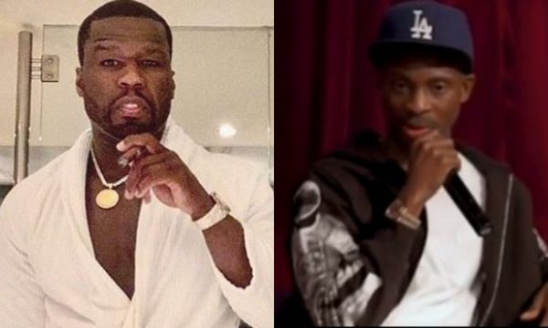 50 Cent Threatens Pop Smoke's Manager Over Virgil Abloh Cover