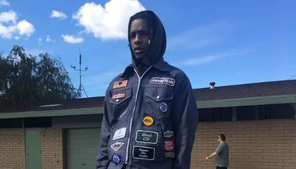 A$AP Rocky Files Restraining Order Against Stalker Who Violently Enters His Bed