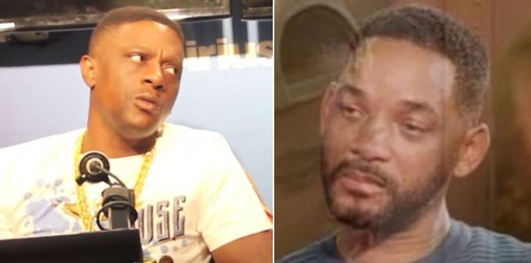 Boosie Badazz Clowns On Will Smith For Letting August Alsina Wreck His Home