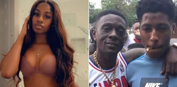 Boosie Badazz Comments On NBA Youngboy Flirting With His Little Sister Munchie