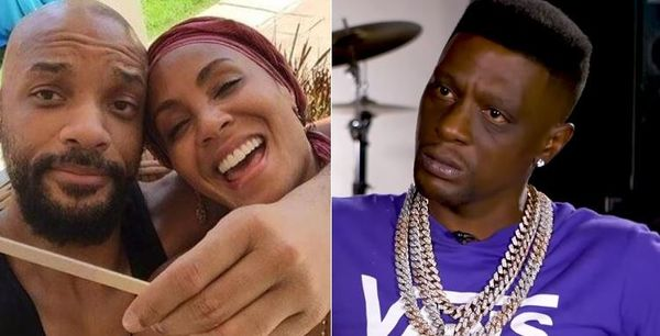 Boosie Badazz Keeps Clowning Will Smith For Jada's Entanglement