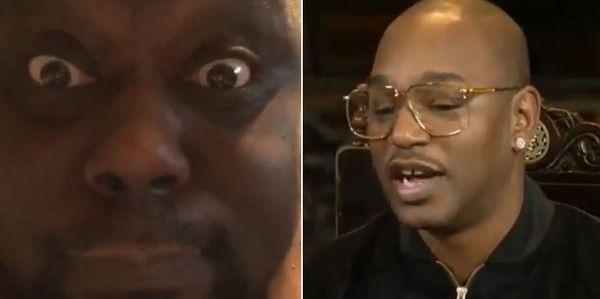 Cam'Ron Fires Back At Faizon Love By Showing Him Surrounded By Naked Men