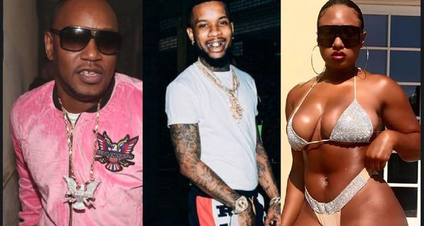 Cam'ron Suggests Tory Lanez Shot Megan Thee Stallion Because She's A Man