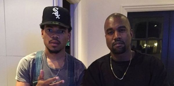 Chance The Rapper Catches Heat For Endorsing Kanye For President