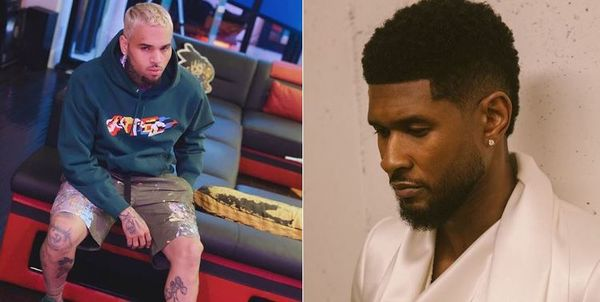 Chris Brown Flips Away Usher Like He's Nothing After Verzuz Proposal