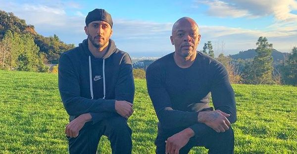 Dr. Dre Gets Woke With Colin Kaepernick