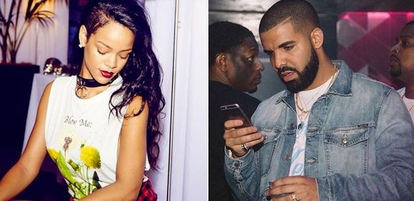 Drake Caught Sniffing Around Rihanna's Girlhood Home