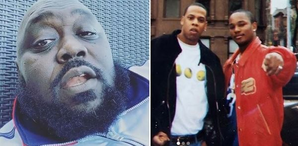 Faizon Love Questions Cam'ron's Sexuality After Cam Defends JAY-Z