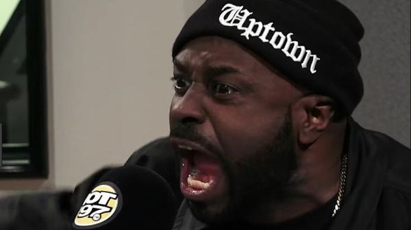 Funk Flex Explains Why Every Rapper of The last Decade Might As Well Just Snitch