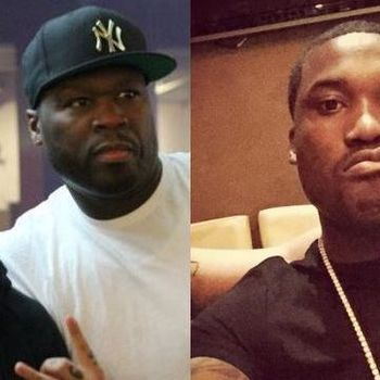 Meek Mill & Tekashi 6ix9ine Both React to 50 Cent Ethering Meek For Hypocrisy