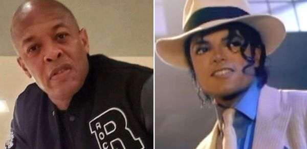 Michael Jackson Tried to Make 'Gangsta' Deal With Dr. Dre in the Early 90s