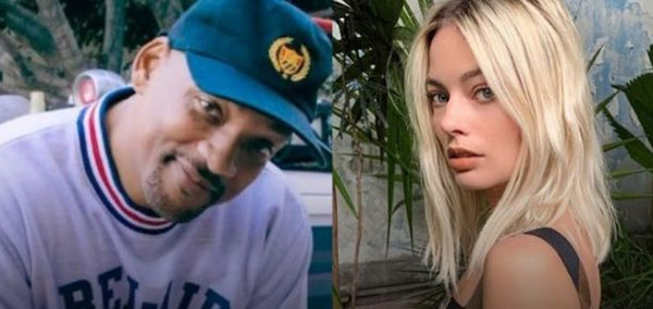 Now Margot Robbie and Will Smith Affair Rumors Are Trending