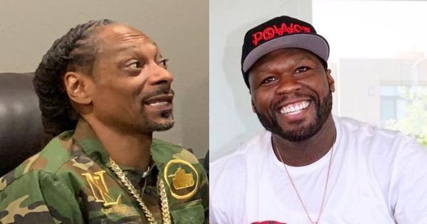 Snoop Dogg Celebrates 50 Cent's Birthday With Photo & Words About His Influence