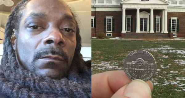 "Snoop Dogg Suggests The United States ""Nickel"" is Racist"