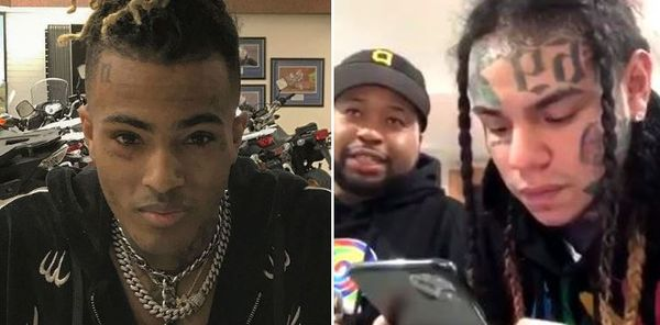 Tekashi 6ix9ine Explains How Last DM XXXTentacion Sent Him Guides Him