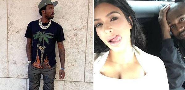 Twitter Weighs In On Kanye Revealing A Potential Kim Kardashian Meek Mill Entanglement