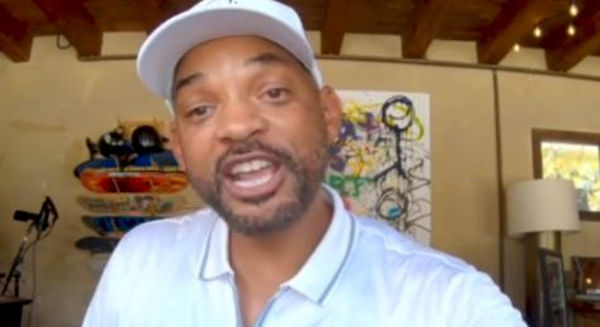 Will Smith Addresses His Rough 2020 With Video
