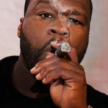 50 Cent Posts Video Of Man Being Beat, Hit With Dinner Plate