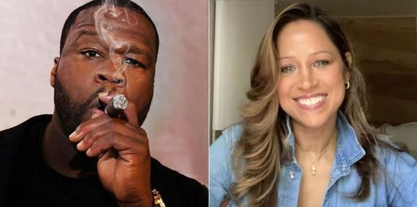 50 Cent Weighs In On Stacey Dash Hypnotizing Her Husband Into Marrying Her