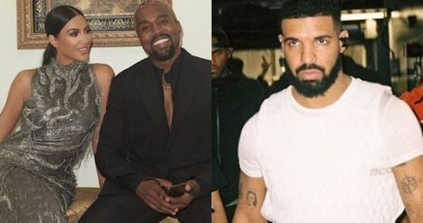A Drake Vs. Kanye West Showdown Has Been Teased