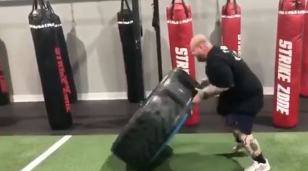 Action Bronson Shows Off Weight Loss In New Workout Video