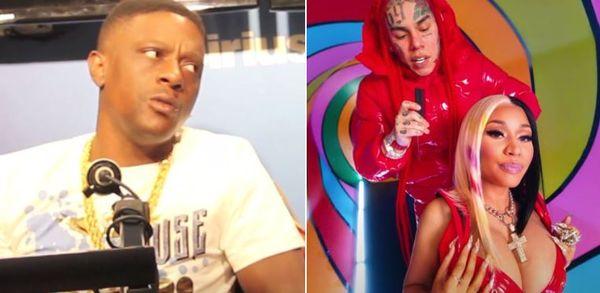 Boosie Badazz Goes Off On Nicki Minaj For Working With Tekashi 6ix9ine