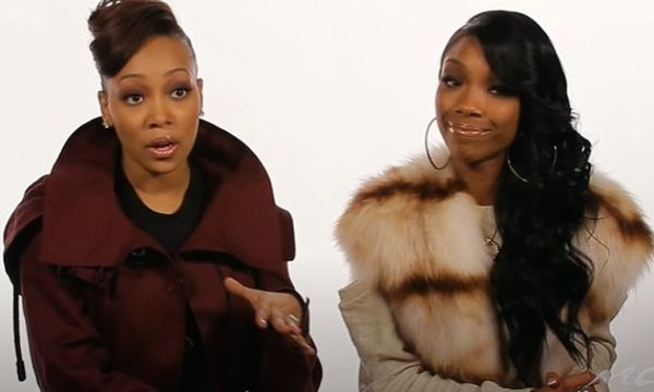 Brandy and Monica to Face off in 'Verzuz' Battle