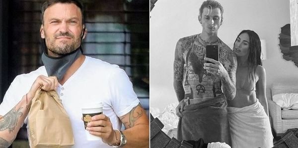 Brian Austin Green Mocks Megan Fox Post About Machine Gun Kelly