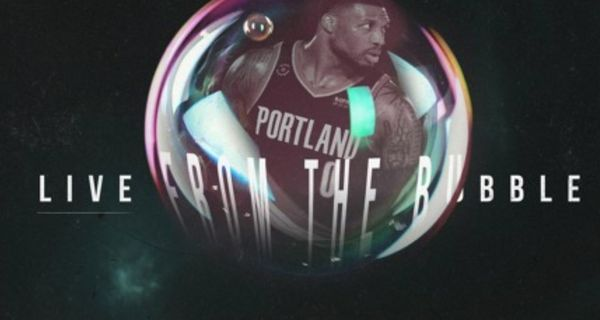 "Damian Lilliard Drops ""Live From The Bubble"" Mixtape"