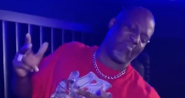 DMX Is Hype For His New Album To Drop