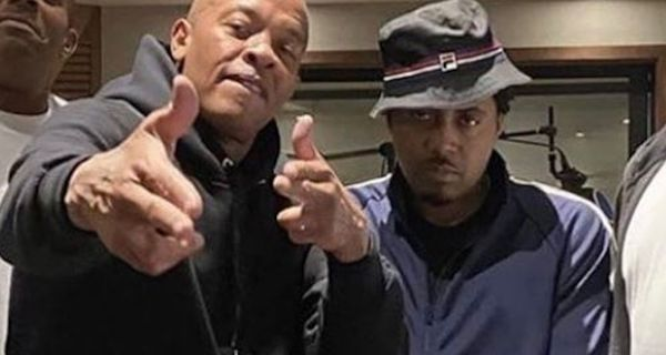 New Nas and Dr. Dre Song Heard on Instagram Video