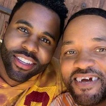 Watch Jason Derulo Knock Out Will Smith's Teeth
