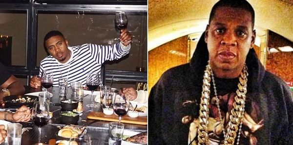 JAY Z Accused Of trying To Screw Nas By Dropping Project
