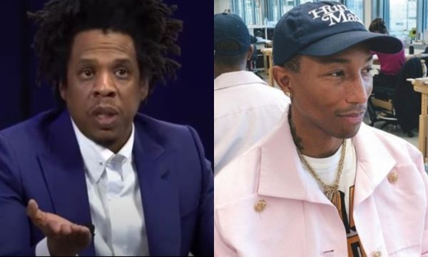 Jay-Z and Pharrell Have a New Song Coming Out