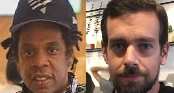 Jay-Z Seen Hanging Out With Twitter CEO Jack Dorsey