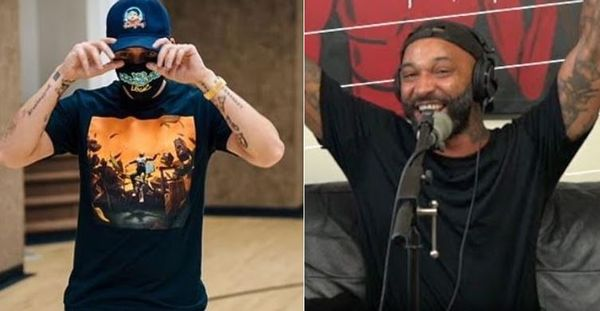 Joe Budden Reacts To Logic's Claim His Words Pushed Him Toward Suicide